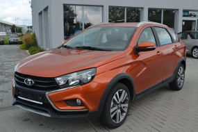 Lada Vesta SW cross 1.6 16V Ice
